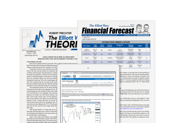 the elliott wave theorist pdf