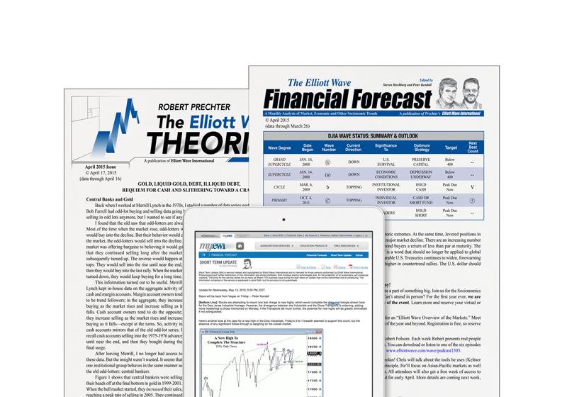 Elliott Wave International Review - Stock Trading Teacher